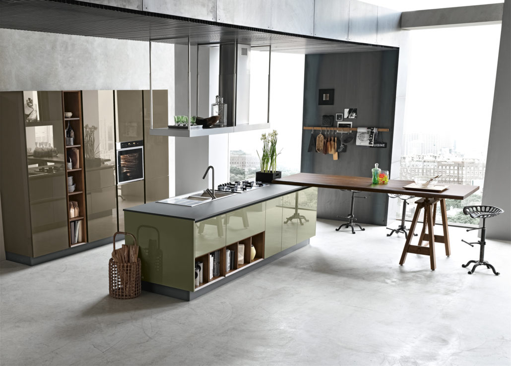 Stosa cucine gedal for Cucine stosa