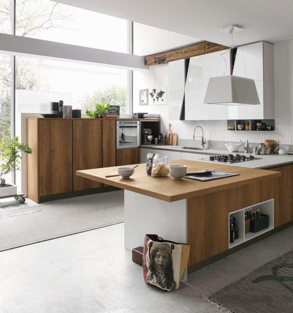 Stosa cucine gedal - Piani cucina in legno ...