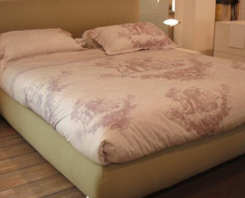 Letto mod. Feeling Round