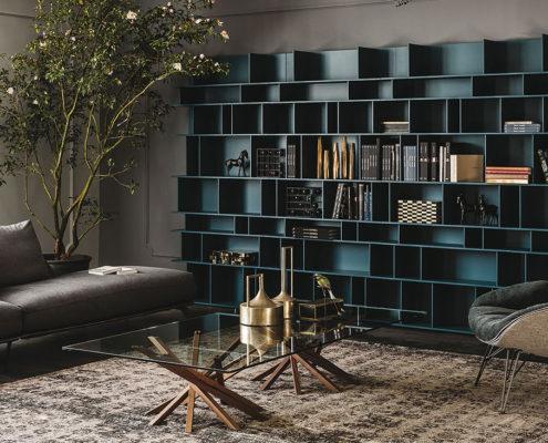 Libreria mod. Wally Cattelan Italia